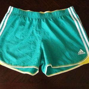 women's adidas jogging shorts